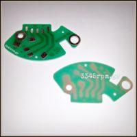 Technics SL-1200 1210MK2 PCB Phono Circuit Board RCA- SFDP122-22
