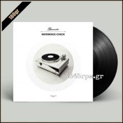 Burmester Reference Check - Vinyl 180gr 45RPM DMM