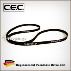 CEC Turntable Drive Belt