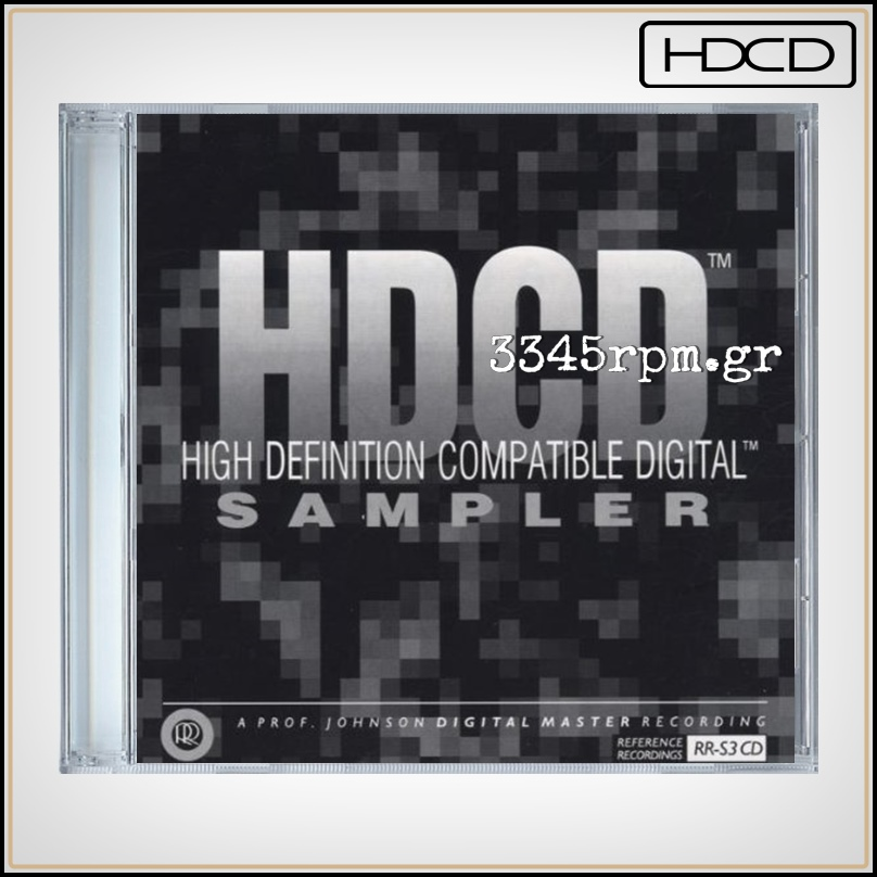 HDCD Sampler - High Definition CD
