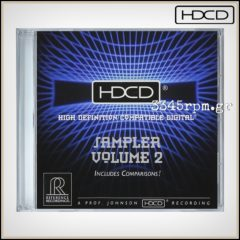 HDCD Sampler Vol.2 - High Definition CD