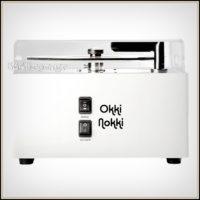 Okki Nokki Record Cleaning Machine-White
