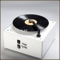 Okki Nokki Record Cleaning Machine_White