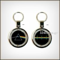 Pink Floyd - Dark Side Of The Moon_Luxury Keychain