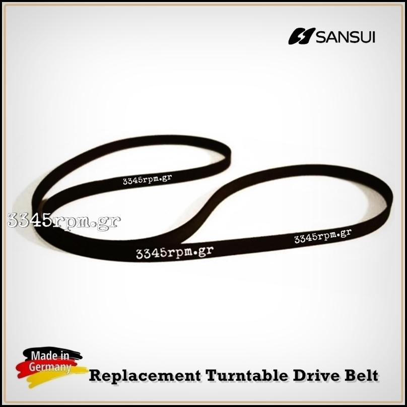 SANSUI Turntable Drive Belt