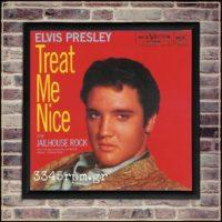 Vinyl Record Frame Display 45s - 7inch-